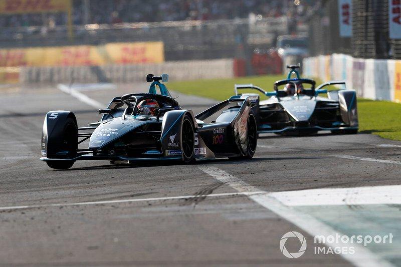 Stoffel Vandoorne, HWA Racelab, VFE-05 Gary Paffett, HWA Racelab, VFE-05