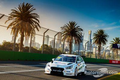 TCR Australia: Melbourne