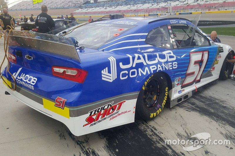 Cody Ware, Rick Ware Racing