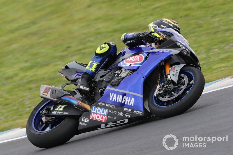 #11 GRT Yamaha Official: Sandro Cortese