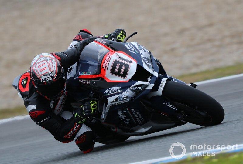 #81 Team Pedercini: Jordi Torres
