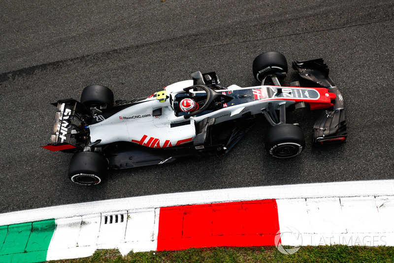 8. Кевін Магнуссен, Haas F1 Team — 49