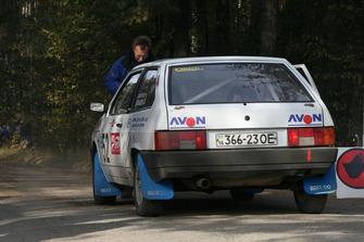 Євген Сокур - Ралі