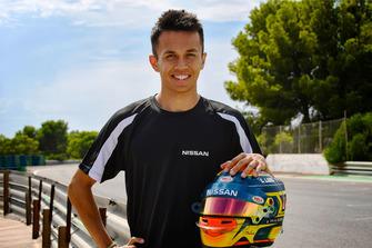 Alex Albon, Nissan Fórmula E