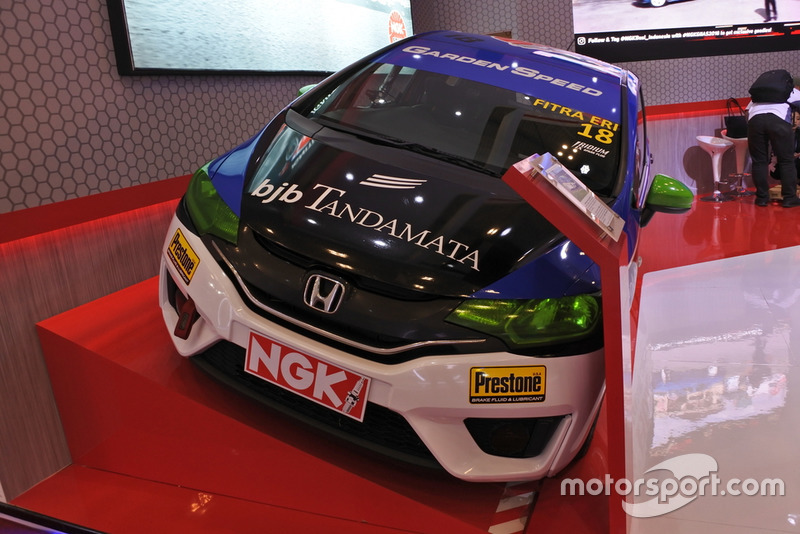 Honda Jazz GK5, Honda Bandung Speed Racing Team