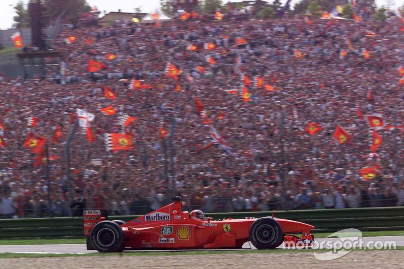 Гран При Сан-Марино 1999