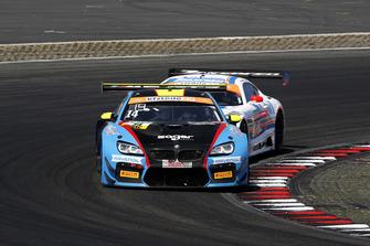 #14 MRS GT-Racing BMW M6 GT3: Christopher Zöchling, Jens Klingmann