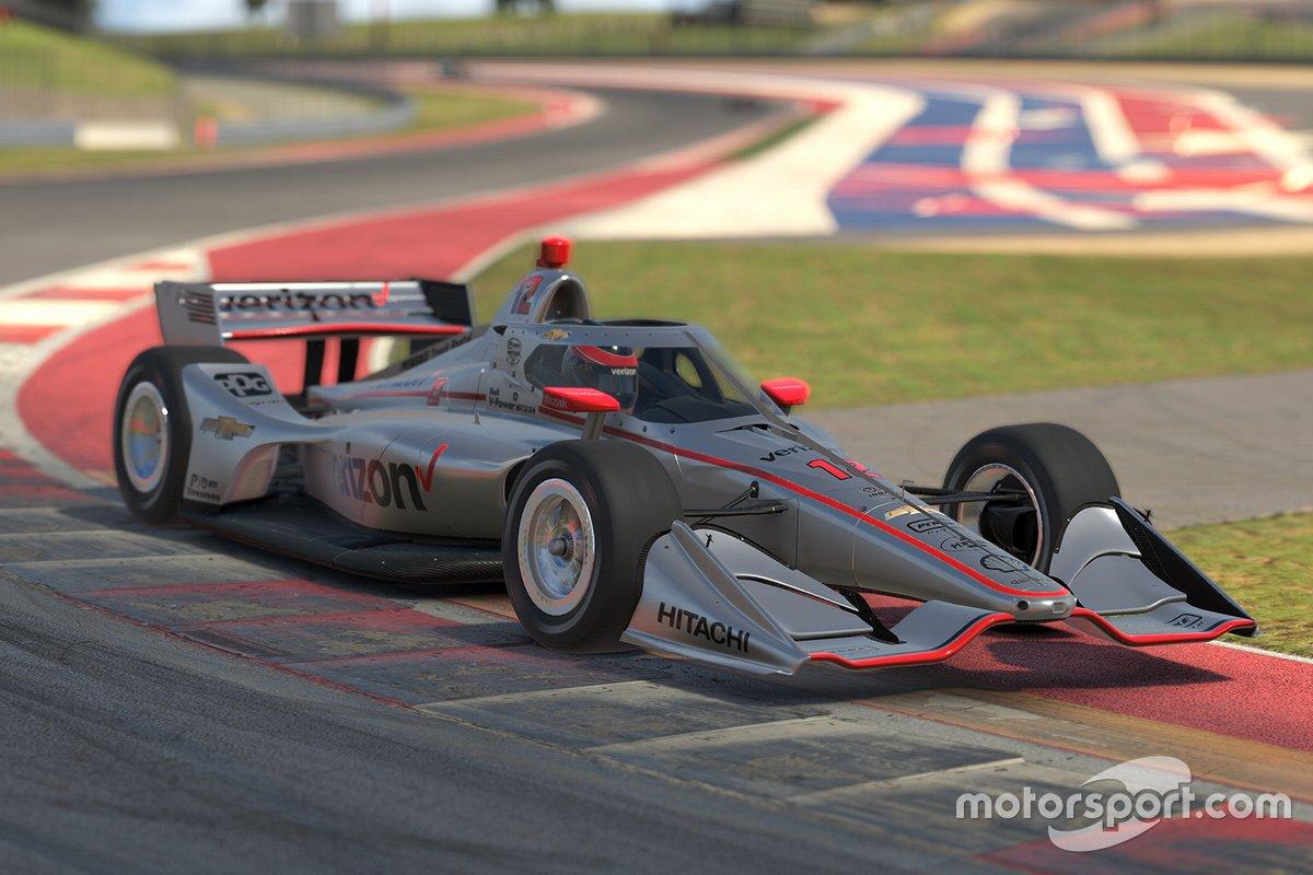 Indycar iRacing Challenge Ronda 5