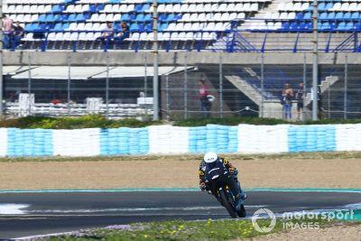 Essais de février à Jerez