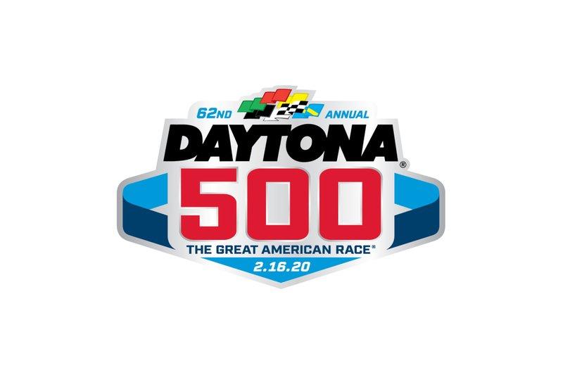 Presentación logo Daytona 500