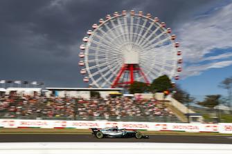 Valtteri Bottas, Mercedes AMG F1 W09.