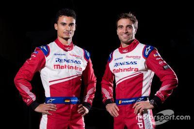 Mahindra Racing bejelentés