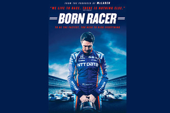 Born Racer book cover