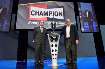 Buddy Shuman Award: Grant Lynch, Talladega Superspeedway