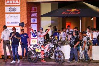 Podium : Hero Motorsports Team Rally: Oriol Mena