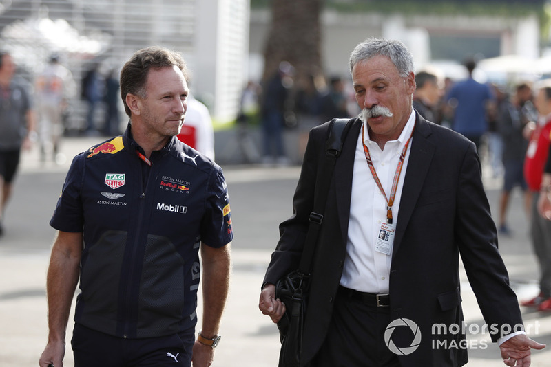 Керівник Red Bull Racing Крістан Хорнер