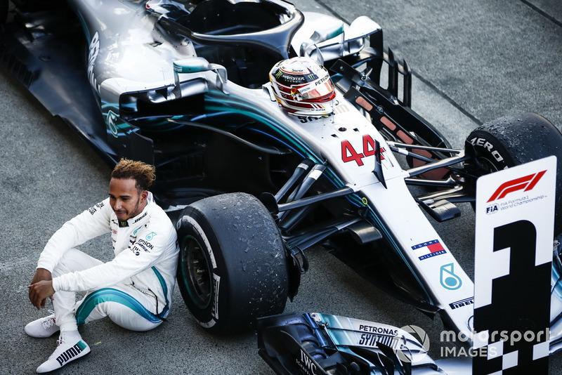 GP de Japón: Lewis Hamilton