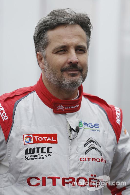 Yvan Muller, Citroën World Touring Car Team