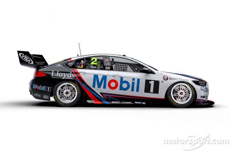 Walkinshaw Andretti United Holden