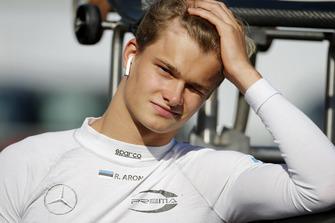 Ralf Aron, PREMA Theodore Racing Dallara F317 - Mercedes-Benz