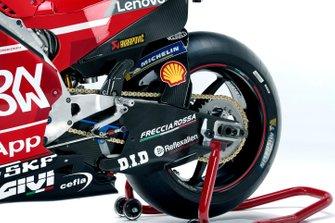 Ducati Desmosedici GP19 detail