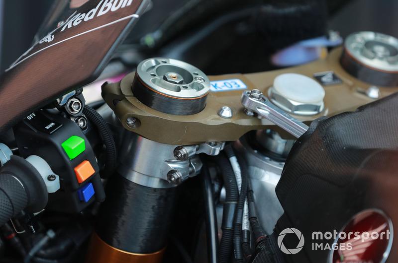 Мотоцикл Марка Маркеса, Repsol Honda Team