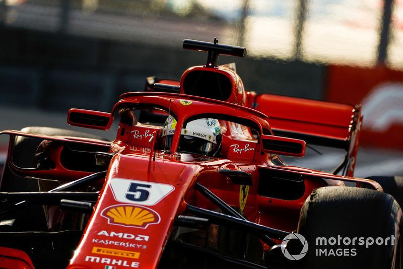 2 місце — Себастьян Феттель, Ferrari — 326