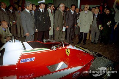 Enzo Ferrari, retrospettiva