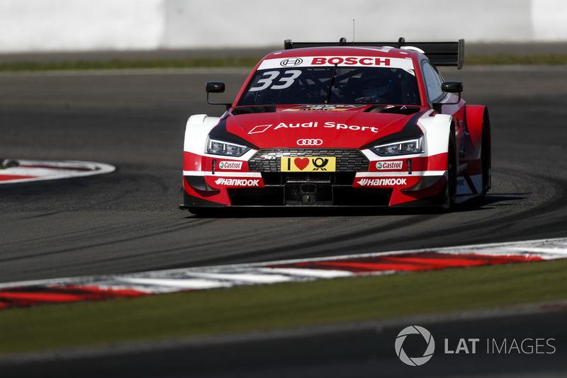 1. René Rast, Audi Sport Team Rosberg, Audi RS 5 DTM