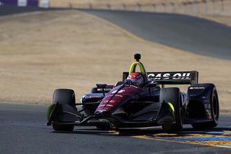 Carlos Munoz, Schmidt Peterson Motorsports Honda