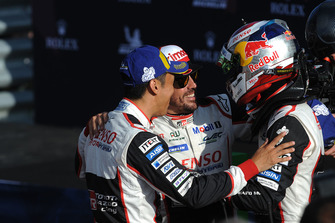 #Race winners 8 Toyota Gazoo Racing Toyota TS050: Sebastien Buemi, Kazuki Nakajima, Fernando Alonso