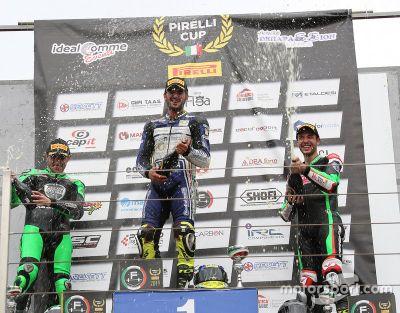 Pirelli Cup: Round 3