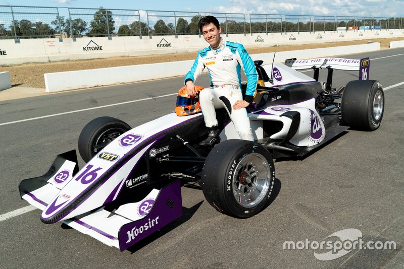 S5000 Winton test March