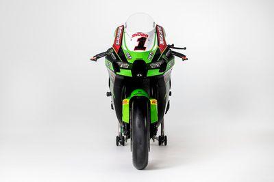 Presentazione del Kawasaki Racing team