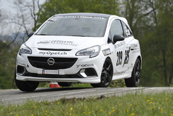Simon Ulrich, Opel Corsa OPC, Auto Germann Racing Team