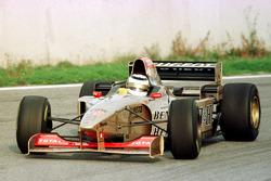 Nigel Mansell, Jordan Peugeot