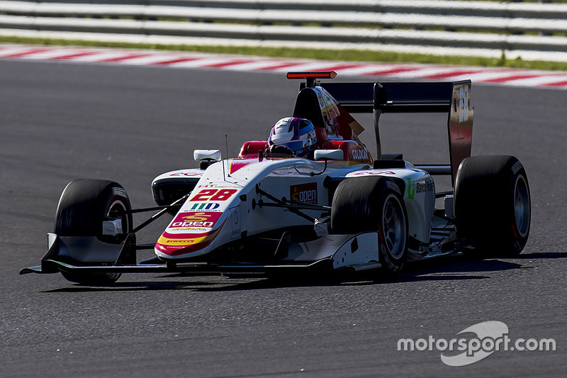 Marcos Siebert, Campos Racing
