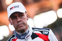 Kaj Lindström, Toyota Racing