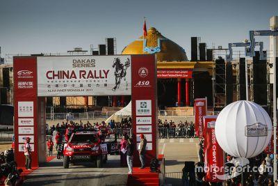Dakar Series: China Rally