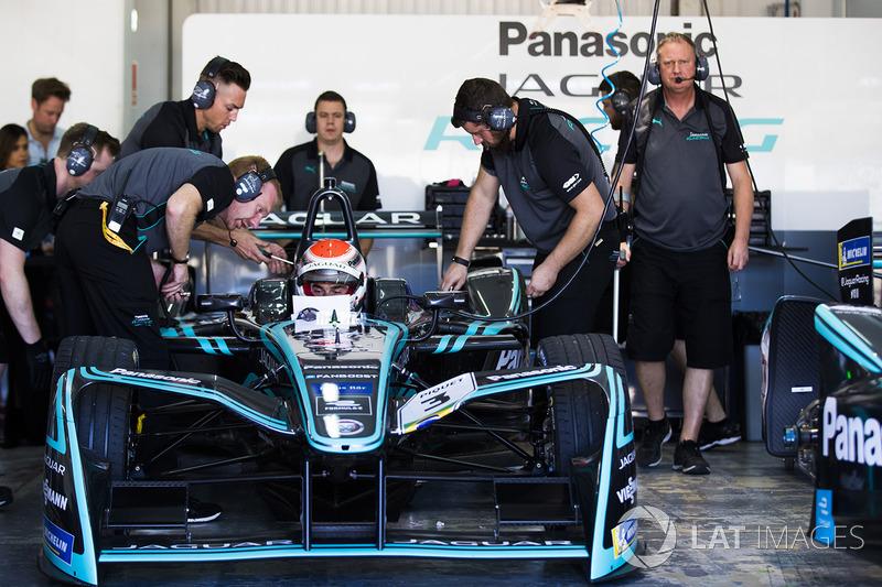 Нельсон Пике-мл., Panasonic Jaguar Racing