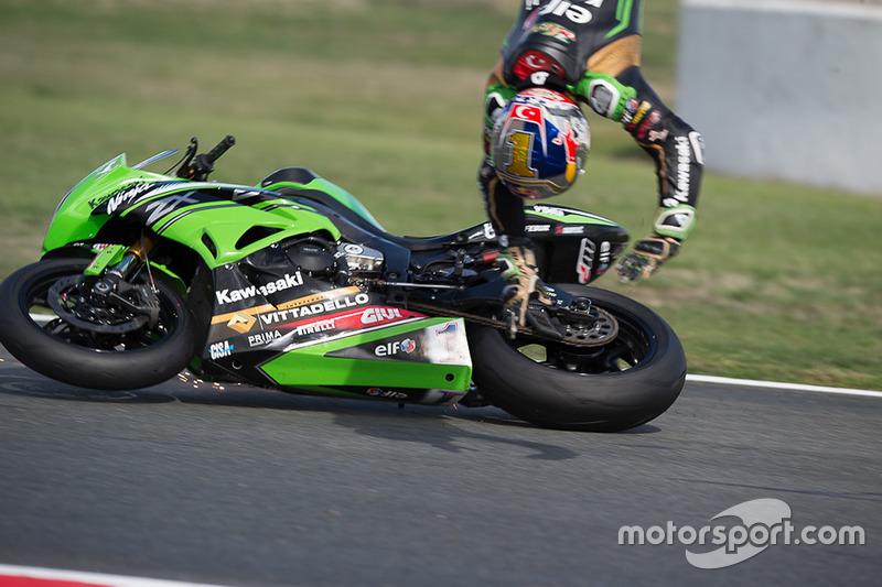 Kenan Sofuoglu, Kawasaki Puccetti Racing kaza