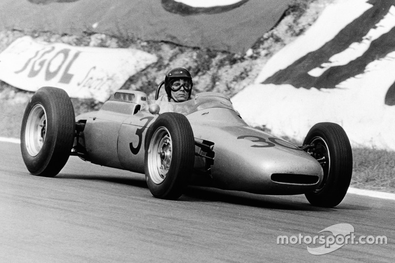 Dan Gurney, Porsche en 1962