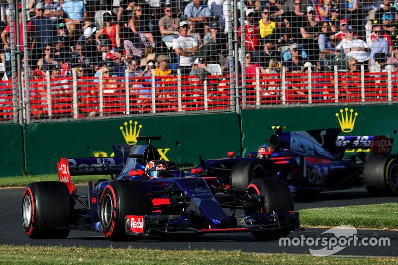 8. Карлос Сайнс (Toro Rosso)