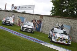 Wagens Martini drivers club