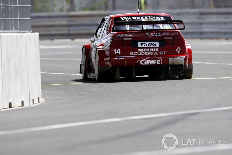 Штефан Рупп, Alfa Romeo 155 TI V6 ITC