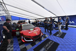 #86 Michael Shank Racing Acura NSX
