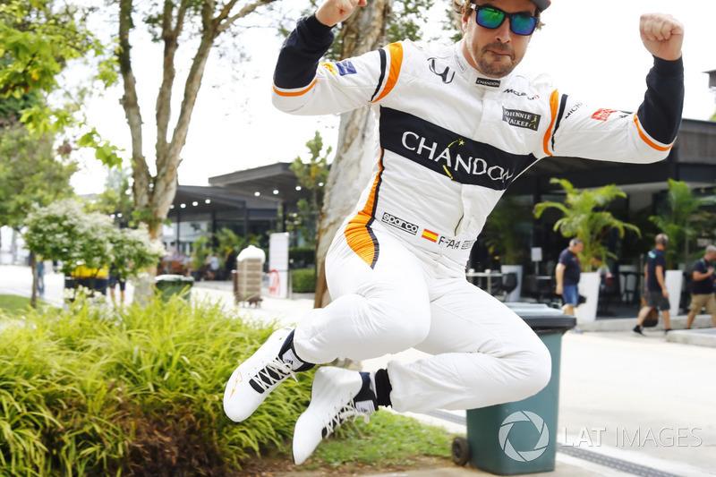 Фернандо Алонс, McLaren