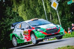 Армин Кремер и Пирмин Винкльхофер, Ford Fiesta WRC