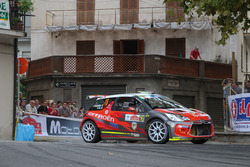 Simone Tempestini, Sergio Itu, Citroen DS3 R5