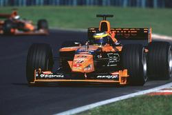 Pedro De La Rosa, Arrows A21 Supertec